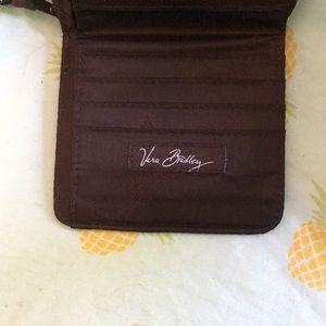 Vera Bradley Bags - 🌀 Vera Bradley Mini Zip Wallet 🌀